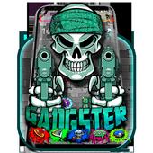 Graffiti Gangster Skull Theme icon