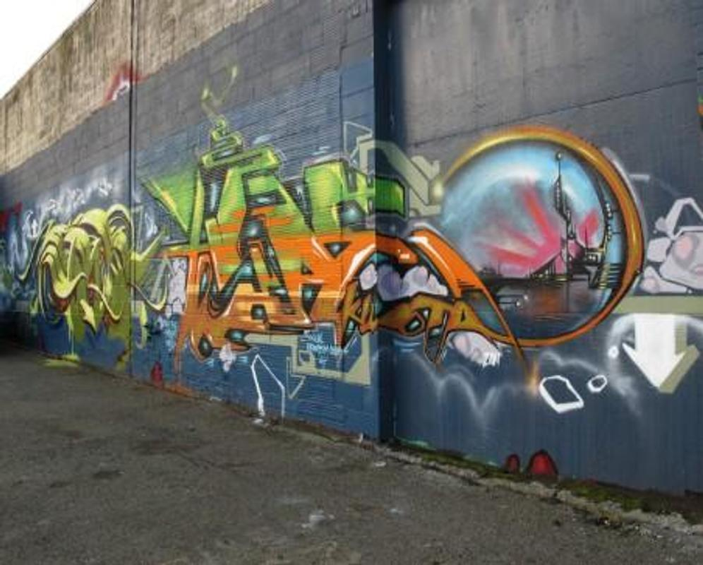 Ide seni 3d graffiti screenshot 12