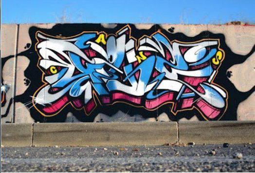 3d graffiti art screenshot 11