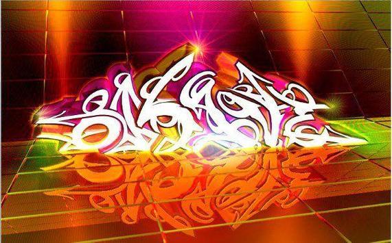 3d graffiti art screenshot 7