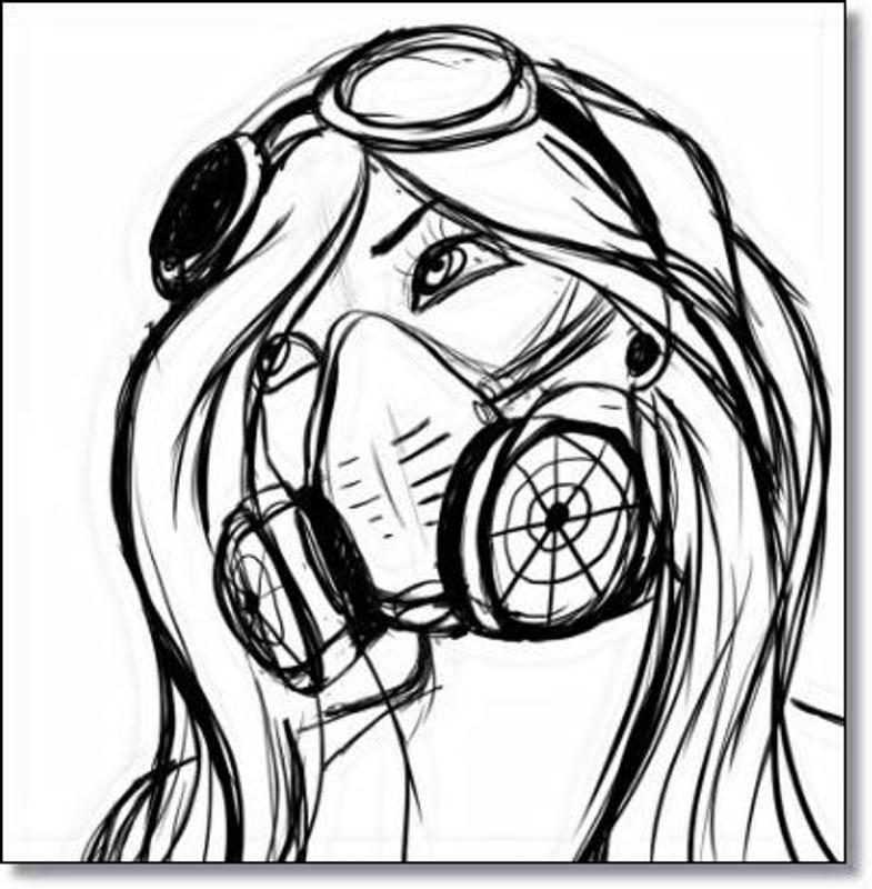 graffiti gas mask drawings for android apk download