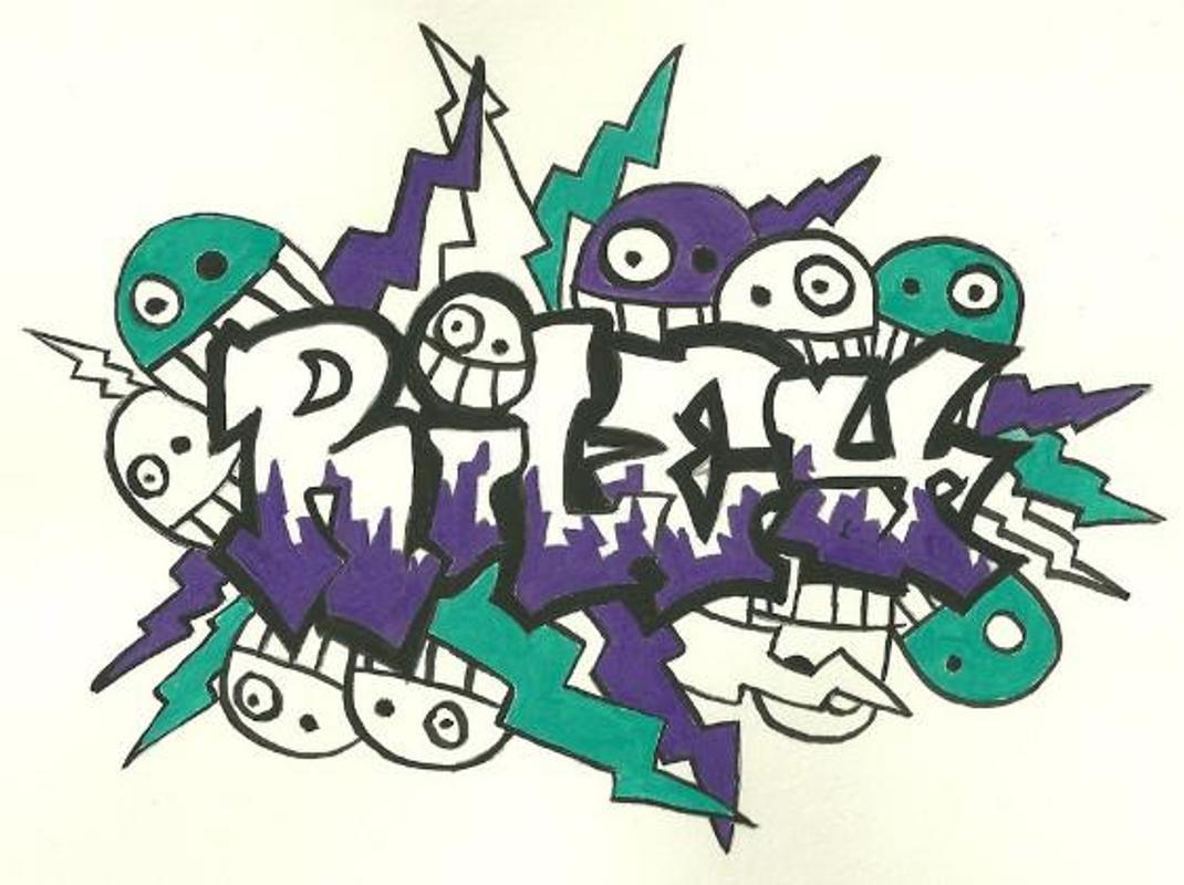 Pencipta nama graffiti screenshot 7
