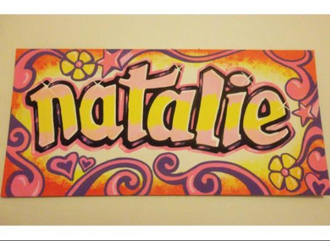Pencipta nama graffiti screenshot 8