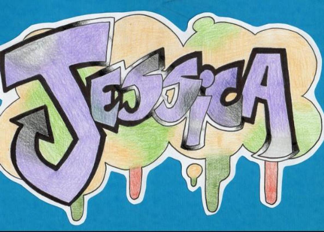Pencipta nama graffiti screenshot 9