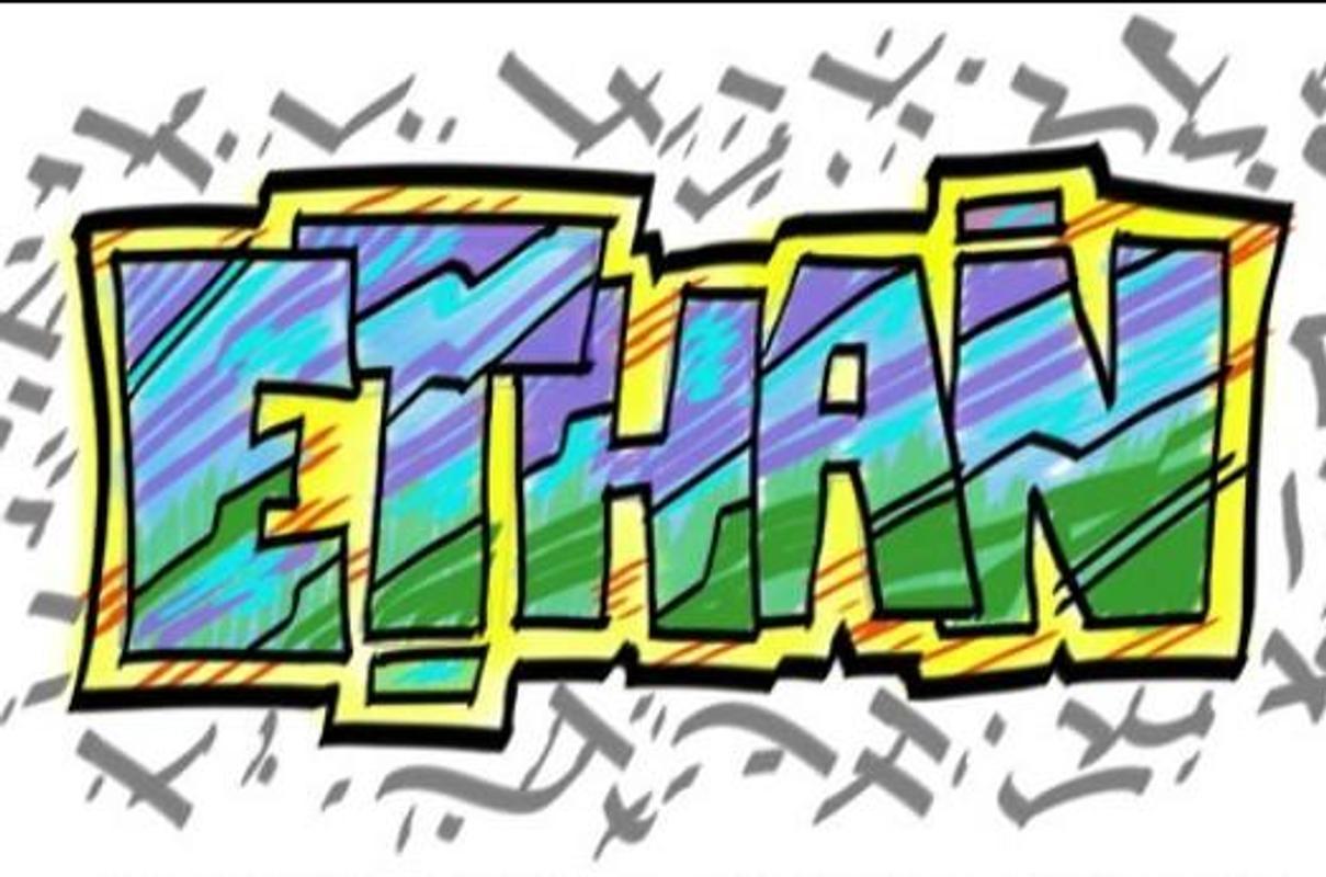 Pencipta nama graffiti screenshot 11