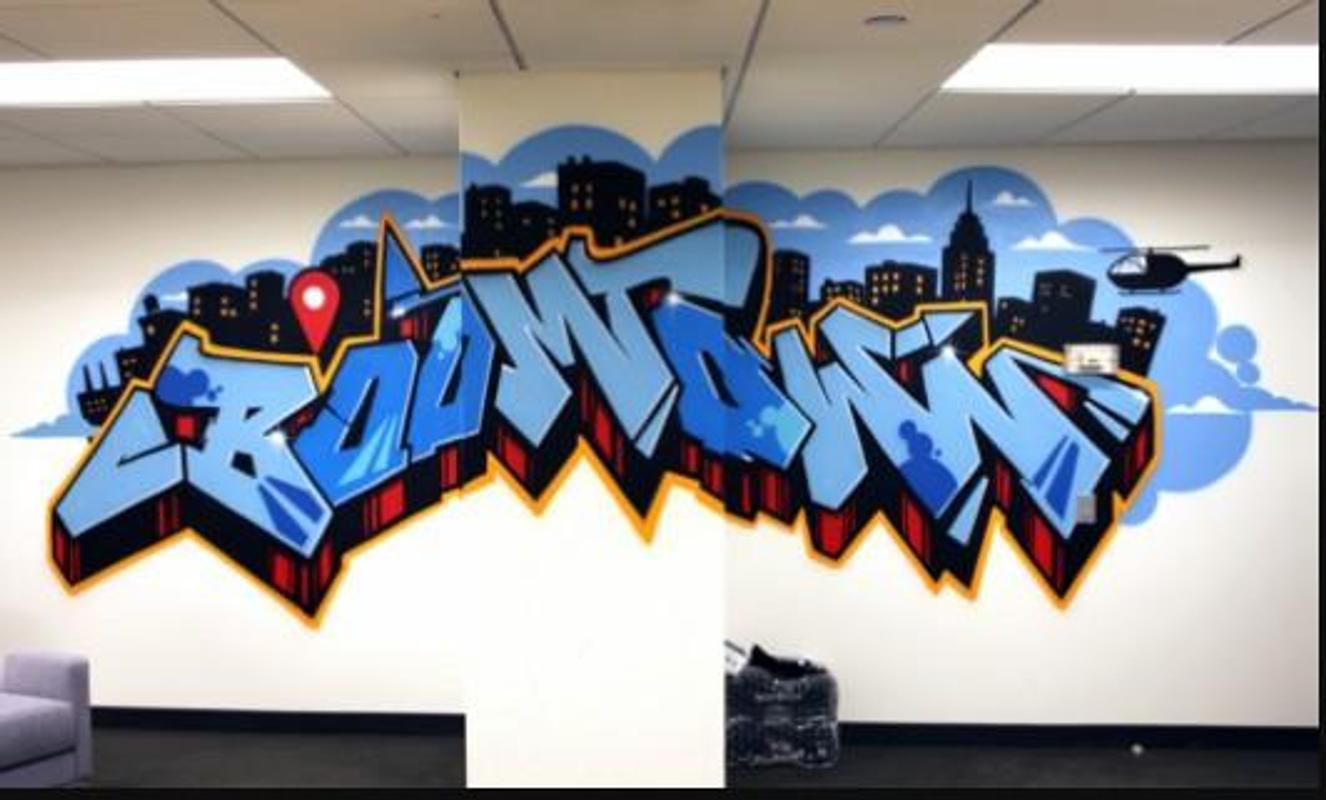 Pencipta nama graffiti screenshot 12