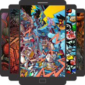 Graffiti Wallpapers icon