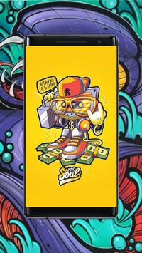 Graffiti Wallpapers screenshot 10