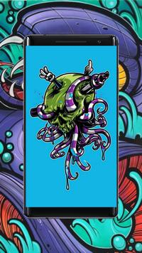 Graffiti Wallpapers screenshot 7