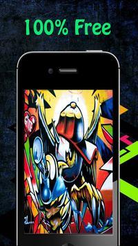 Graffiti Wallpapers screenshot 2
