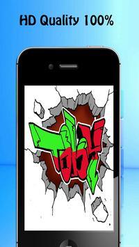 Graffiti Wallpapers apk screenshot