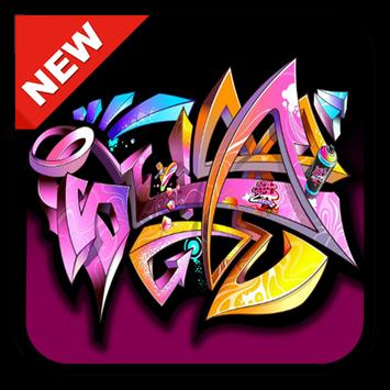 300 Graffiti Wallpapers 3D HD Screenshot 10