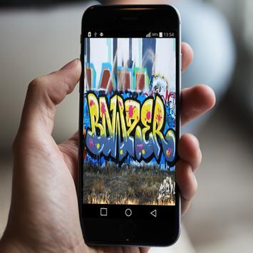 Graffiti screenshot 2