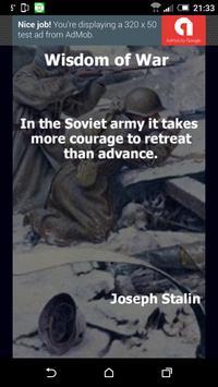 Wisdom of War screenshot 3