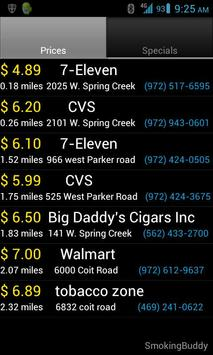 Smoking Buddy apk screenshot