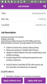 Graham Staffing Services apk screenshot