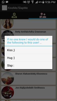 KissMe/SlapMe apk screenshot