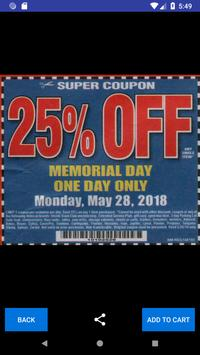 Coupons for Harbor Freight Tools screenshot 10