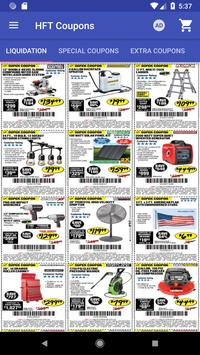 Coupons for Harbor Freight Tools screenshot 8