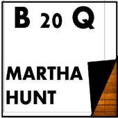 Martha Hunt Best 20 Quotes icon