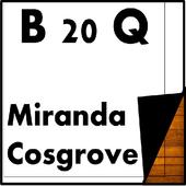 Miranda Cosgrove Best 20 Quotes icon
