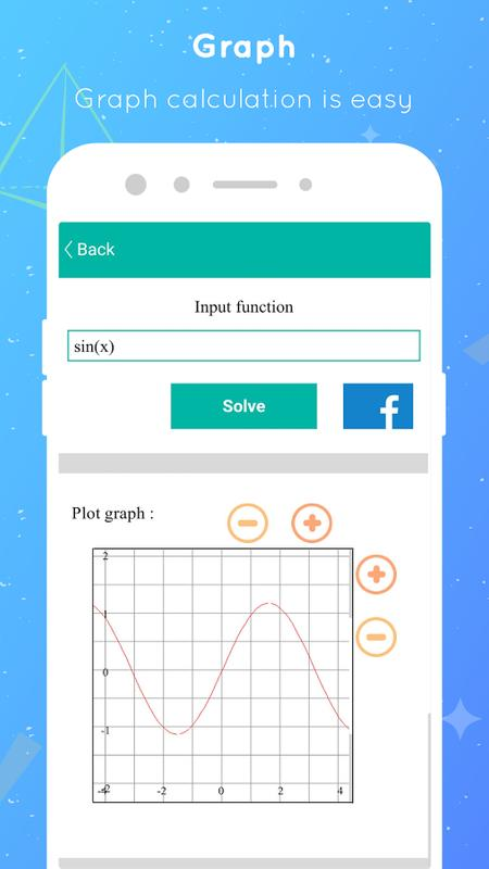Easy Math Problem Solver & Graph for Android - APK Download
