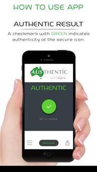 AUSthentic apk screenshot