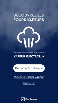 Vapeur Electrolux poster
