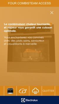 Vapeur Electrolux screenshot 2
