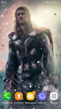 wallpapers for god of thunder screenshot 2