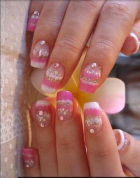 100 Cool Nail Arts Manicure screenshot 3