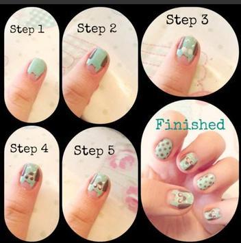 100 Cool Nail Arts Manicure screenshot 14