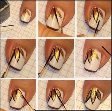 100 Cool Nail Arts Manicure screenshot 1
