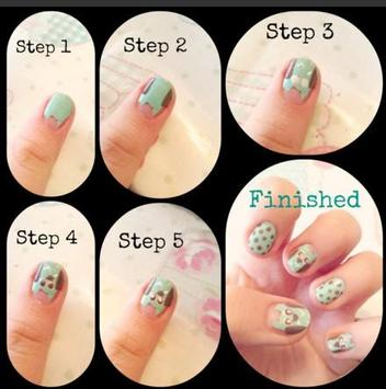 100 Cool Nail Arts Manicure screenshot 4