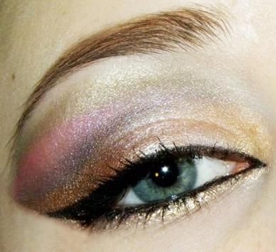 Pretty Eye Makeup Application Ideas poster