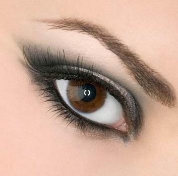 Pretty Eye Makeup Application Ideas screenshot 1
