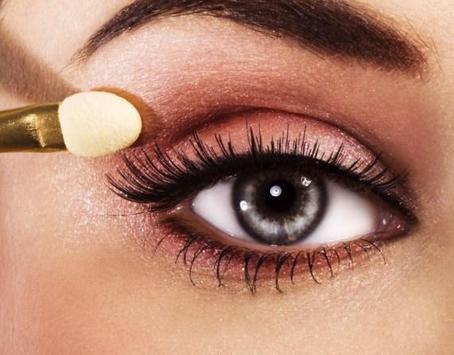 Pretty Eye Makeup Application Ideas screenshot 4