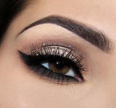 Pretty Eye Makeup Application Ideas screenshot 5