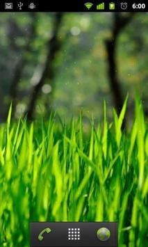 grass live wallpapers screenshot 1