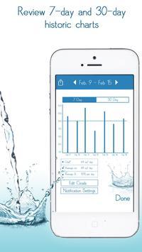 Daily Water Tracker Reminder - Hydration Log screenshot 3