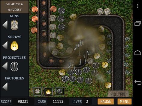Bug Defender apk screenshot
