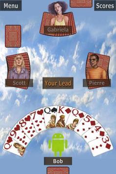 GrassGames' Hearts Lite poster