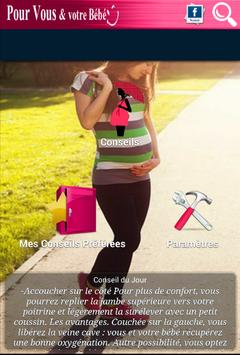 Grossesse et Accouchement apk screenshot