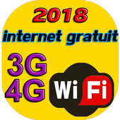 internet gratuit icon