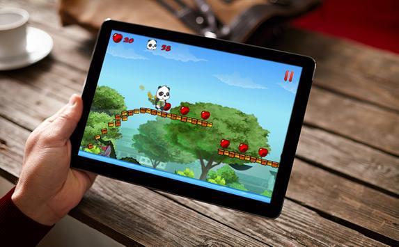 Adventure Escape Panda Run apk screenshot