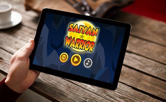 Dragon Saiyan Warrior poster