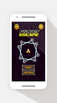 Fidget Spinner Escape poster