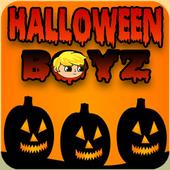 Halloween Boys Run icon