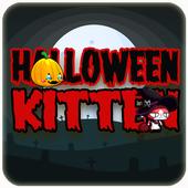 Halloween Night Kitten icon