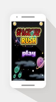 Spaceship Rush poster